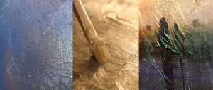 Обработка фактурным гелем