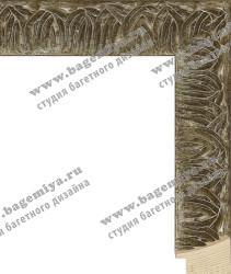 Багет деревянный Живая классика