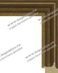 Багет деревянный