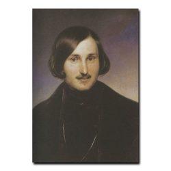 103m_Федор Моолер Портрет писателя Николая Васильевича Гоголя