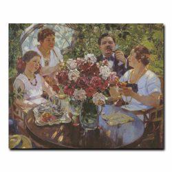 108g_Александр Герасимов Семейный портрет