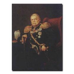 121m_Николай Шильдер Портрет генерала Н.Д.Муравьева