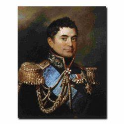 13m_Джордж Доу Портрет князя Петра Михайловича Волконского