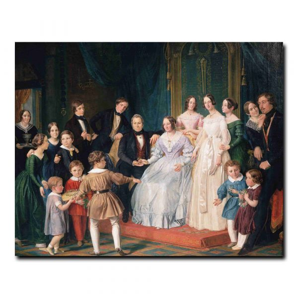 Portrait of a Family: The Birthday of the Mother