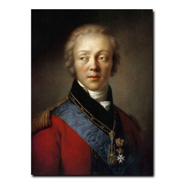 163m_Сальваторе Тончи Портрет графа Ф.В.Ростопчина
