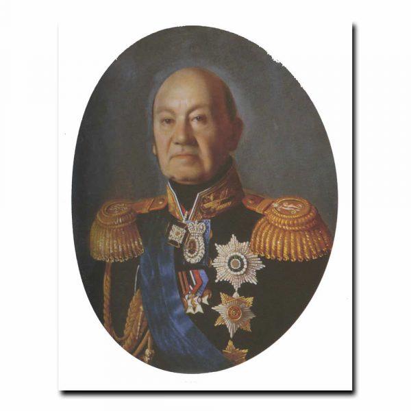 166m_Сергей Зарянко Портрет А.А.Закревского