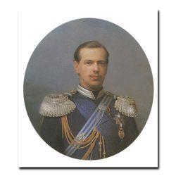 167m_Сергей Зарянко  Портрет цесаревича Александра Александровича