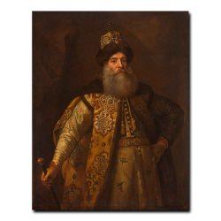 184m_Kneller Godfrey - Portrait of Piotr Potyomkin