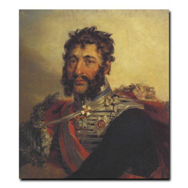 214m_Джордж Доу Портрет Я.П. Кульнева