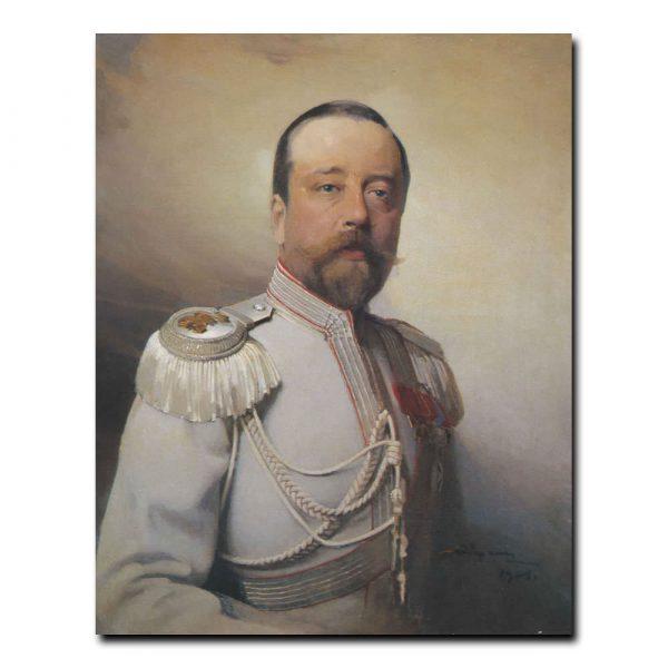 231m_Вильгельм Альфред Эберлинг Портрет И.Н.Салтыкова