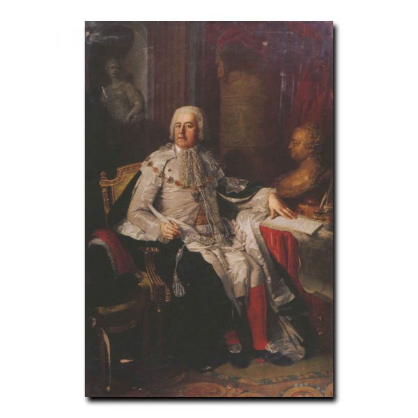 235m_Владимир Боровиковский Портрет А.И.Румянцева