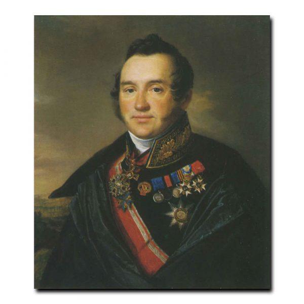 236m_Василий Тропинин Портрет Н.Я.Арсеньева