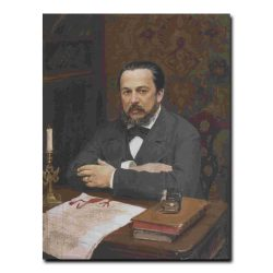 23m_Иван Куликов Портрет графа А.С.Уварова