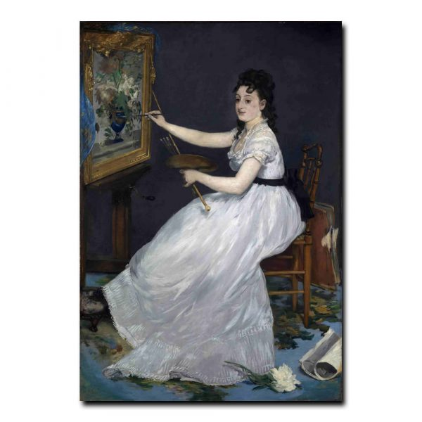 Full title: Eva Gonzales
