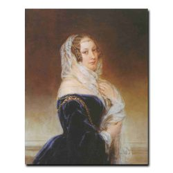 257w_Христина Робертсон Портрет княгини М.И. Барятинской,в замужестве Кочубей