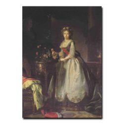 292w_Луиза Виже-Лебрен портрет вел.кн. Елизаветы Алексеевны