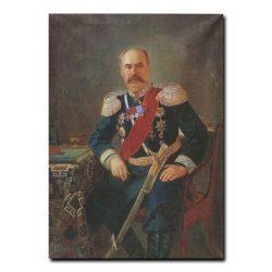 321m_Андрей Карелин Портрет П.Ф.Унтербергера нижнегородского губернатора