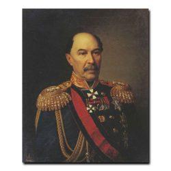 336m_Иван Тюрин Портрет адмирала Федора Михайловича Новосильского