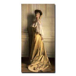 Alice Roosevelt, the daughter of U.S. President Theodore Roosevelt.
