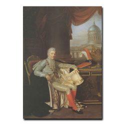 379m_Александр Варнек Портрет действительного тайного советника президента академии художника графа .А.С.Строганова