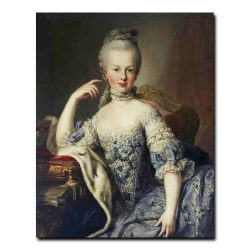 Archduchess Marie-Antoinette by Master of the Archduchesses