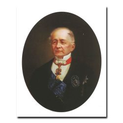 393m_Николай Богацкий Портрет А.М.Горчакова.