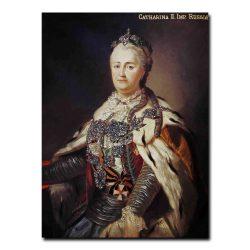 Catherine II the Great, Czarina of Russia