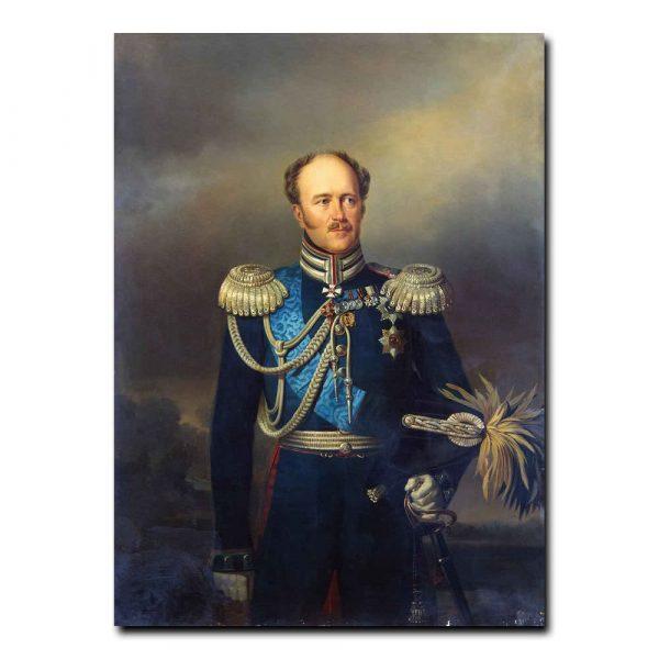 437m_Bottman Georg - Portrait of Count Alexander Benkendorff (copy)