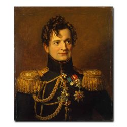 441m_Dawe George - Portrait of Adam P. Ozharovsky