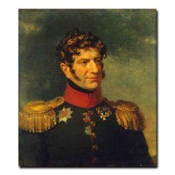 447m_Dawe George - Portrait of Alexander V. Rosen