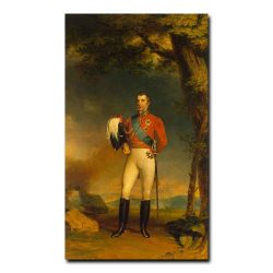 449m_Dawe George - Portrait of Duke of Wellington