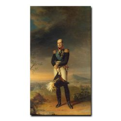 450m_Dawe George - Portrait of Fieldmarshal Mikhail B. Barclay de Tolly