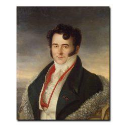 451m_Gomion Marie - Portrait of Boris Kurakin