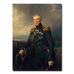 452m_Kruger Franz - Portrait of Alexander Menschikov
