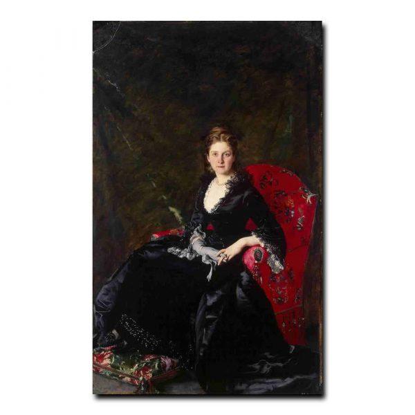 47w_Carolus-Duran - Portrait of Nadezhda Polovtseva