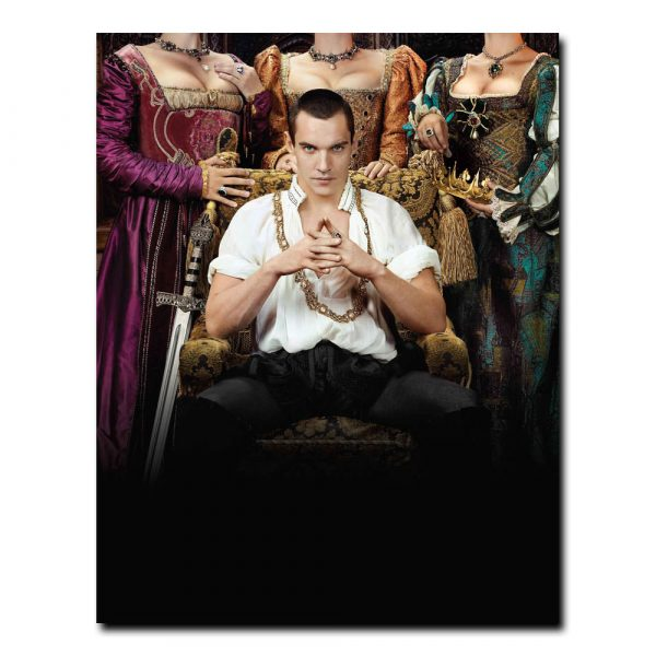 Jonathan Rhys Meyers as Henry VIII in The Tudors - Photo: Courtesy of Showtime - Photo ID: tudors-keyart