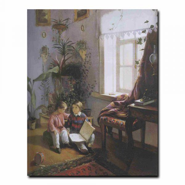 83g_Иван Хруцкий В комнате