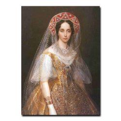 96w_Иван Макаров Великая княгиня Мария Алекскандровна