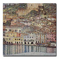 Мальчезине на озере Гарда Густав Климт (Gustav Klimt)