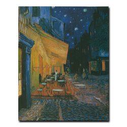 Ночная терраса кафе Винсент Ван Гог (Vincent van Gogh)