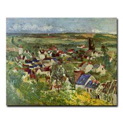 Вид на Овер. Сезанн Поль (Paul Cezanne)