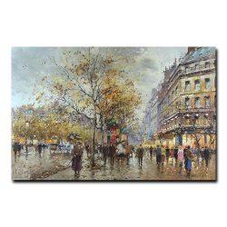 Бульвар Париж. Антуан Бланшар (Antoine Blanchard)