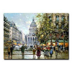 Пантеон в Париже. Антуан Бланшар (Antoine Blanchard)