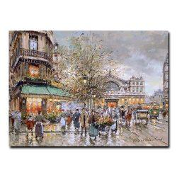 Восточный вокзал (Gare de l'Est). Антуан Бланшар (Antoine Blanchard)