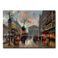 Улица Тронше (La Rue Tronchet). Антуан Бланшар (Antoine Blanchard)