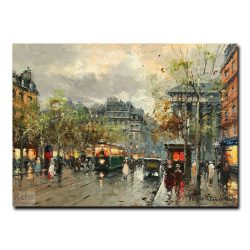 Площадь Маделейн (Place de la Madeleine). Антуан Бланшар (Antoine Blanchard)