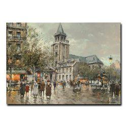Сен-Жермен-де-Пре (St. Germain-de-Pres). Антуан Бланшар (Antoine Blanchard)