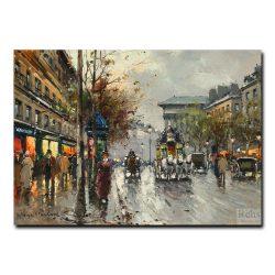 Бульвар де ла Маделейн. Антуан Бланшар (Antoine Blanchard)