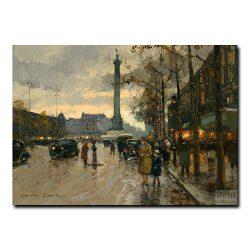 Площадь Бастилии (Place de la Bastille) Эдуард Леон Кортес (Edouard Leon Cortes)