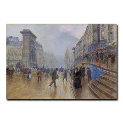 Бульвар Сен-Дени. Жан Беро